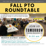 Fall 2019 PTO Roundtable
